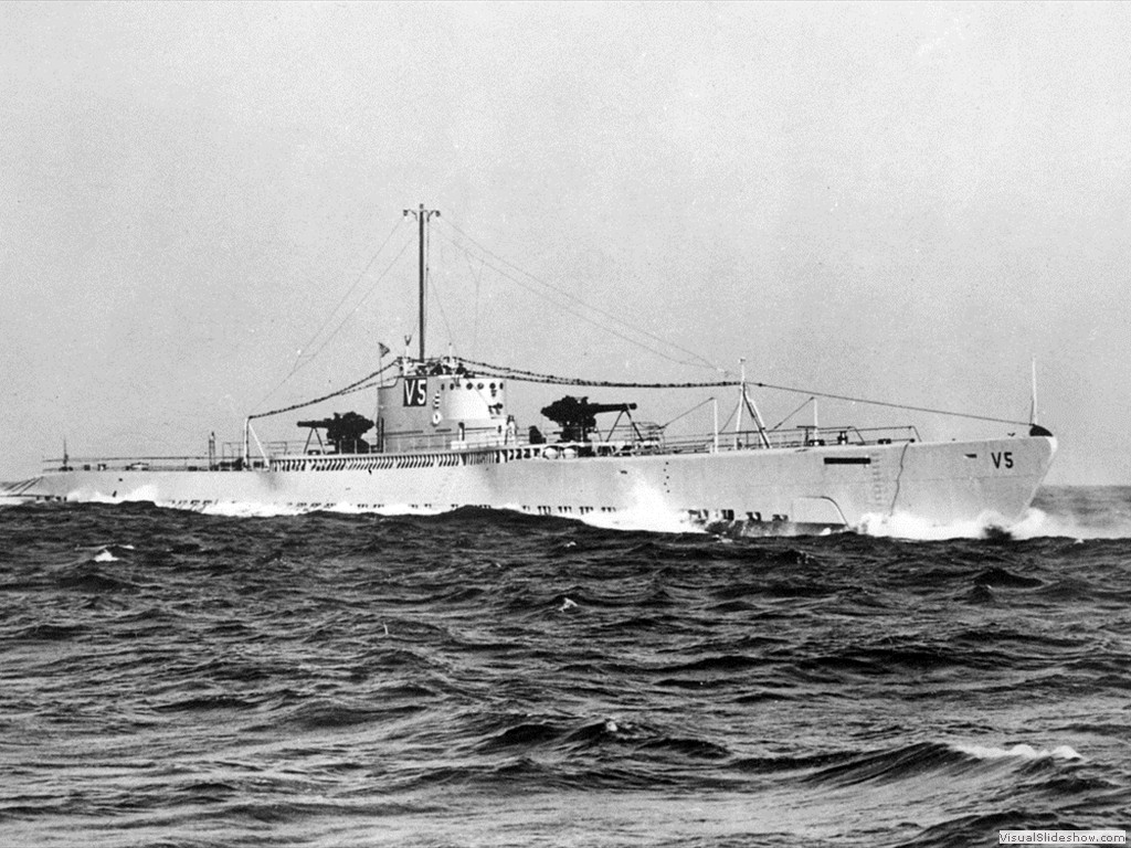 USS Narwhal (SS-167)